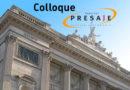 Colloque Institut Presaje – La justice pénale internationale en questions